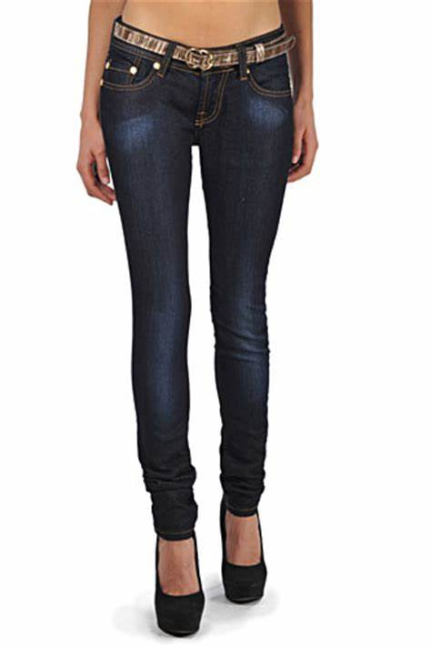 Belt With Skinny Jeans