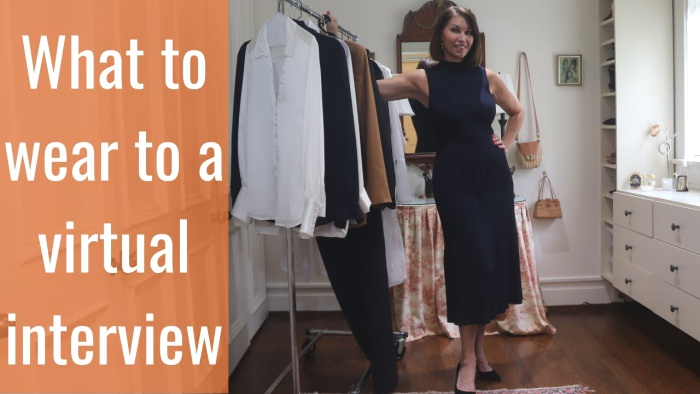 What To Wear To A Virtual Interview