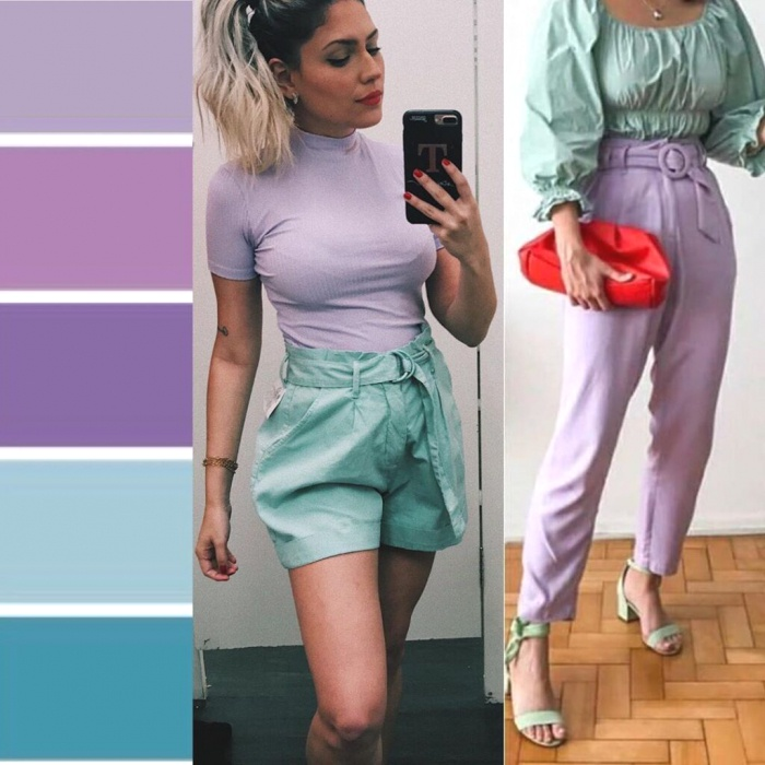 11 Colors That Go Well With Purple For Women S Clothes