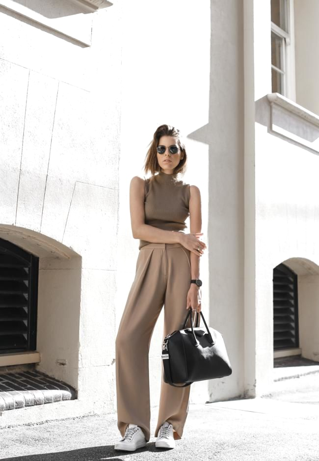 Classy Outfit Inspiration How To Wear Nude