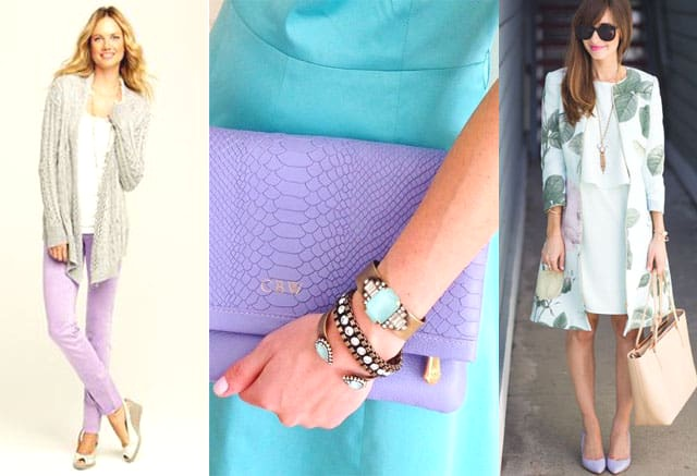 Colors That Go With Light Purple Clothes Outfit Ideas