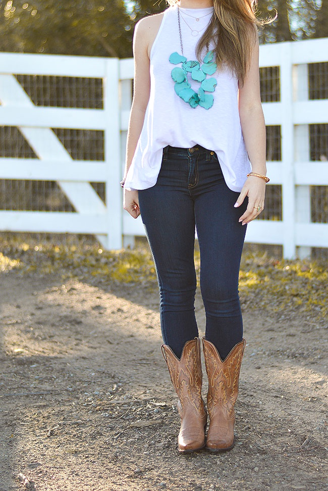 Country Concert Wear