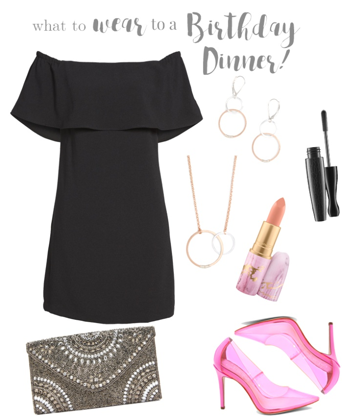 Fashion Friday What To Wear To A Birthday Dinner