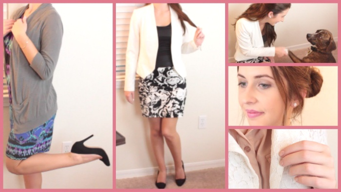 Job Interview Outfits For Teens