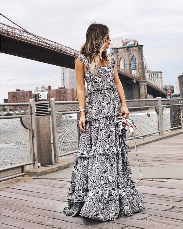 Shoes To Wear With A Maxi Dress