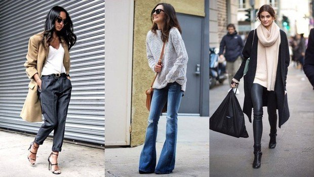 Six Different Pants To Replace Your Skinny Jeans
