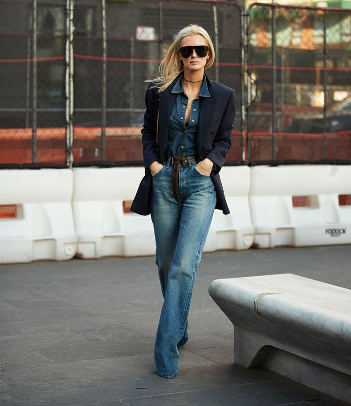 The Best Basics To Wear With Flared Jeans