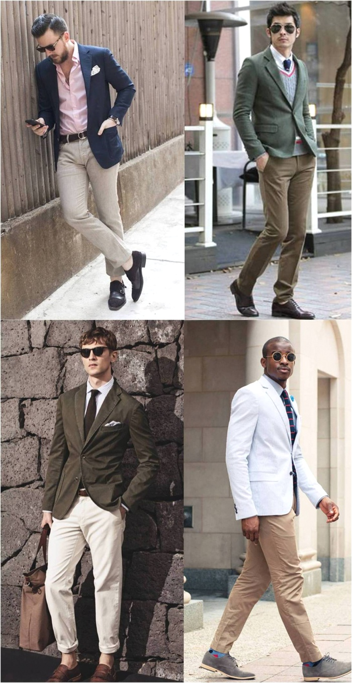 Tips And Types On Wearing Khaki Pants For Men