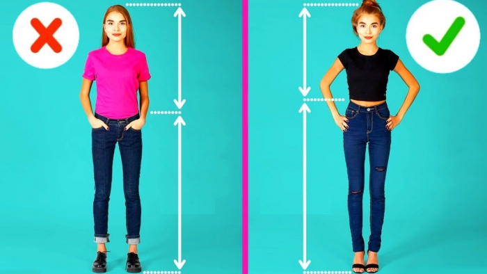 Ways To Look Taller And Slimmer