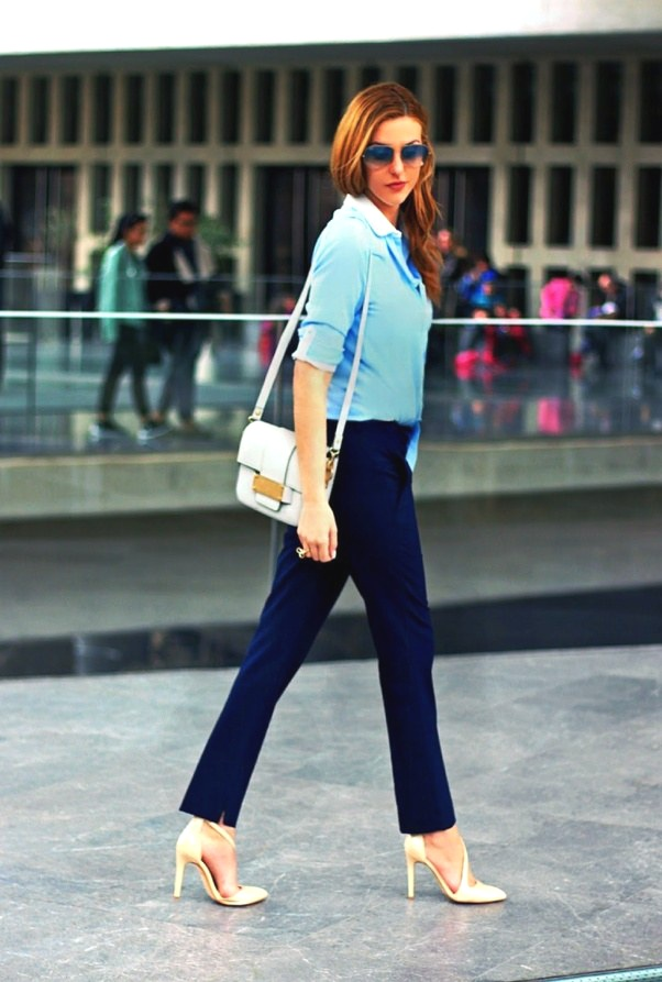 What Color Shoes Should You Wear With Navy Pants Quora