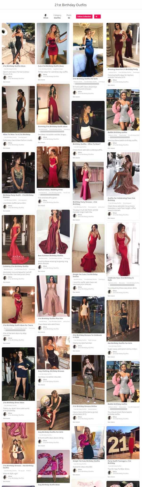 What Outfit Should I Wear On My 21st Birthday Quora