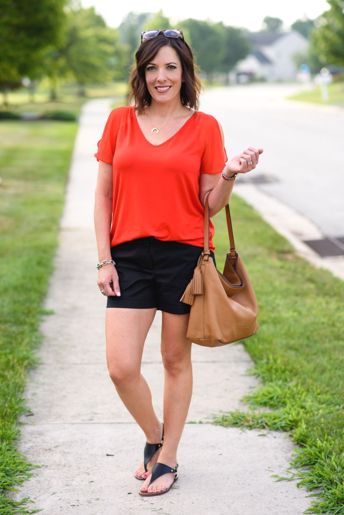 What To Wear To An End Of Summer Bbq