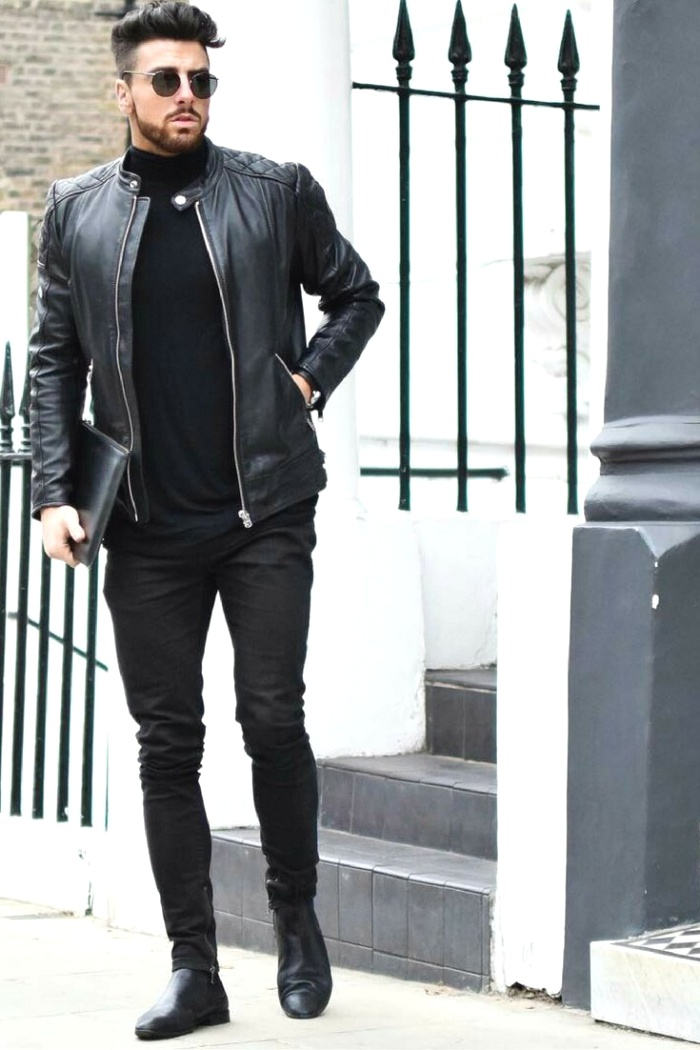 What To Wear With Black Jeans Men S Guide