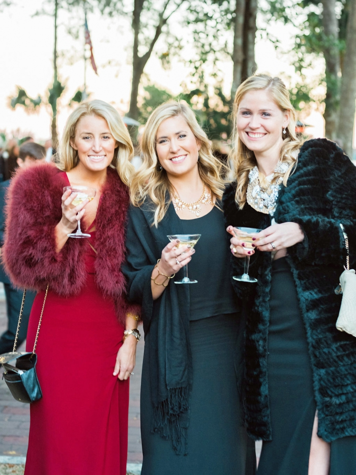 A Guide For Guests What To Wear To An Outdoor Winter Wedding