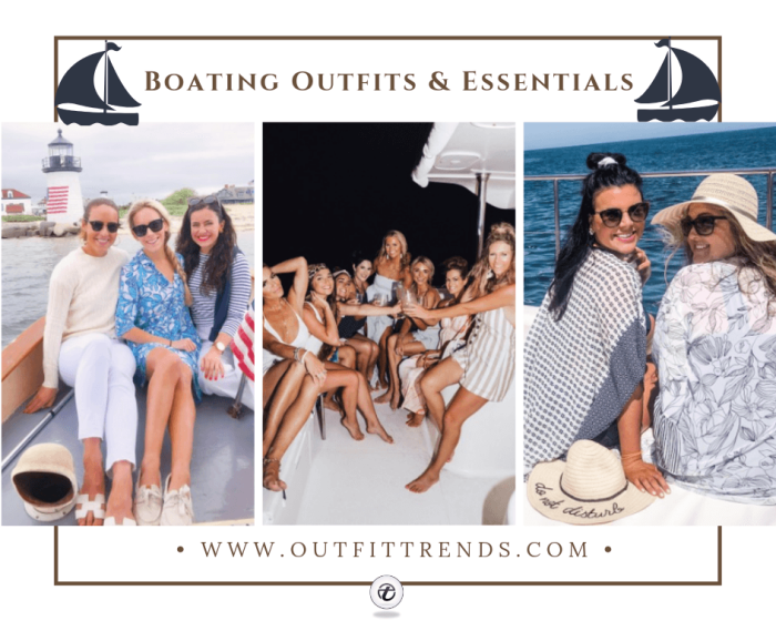 Best Boating Outfit Ideas For Girls