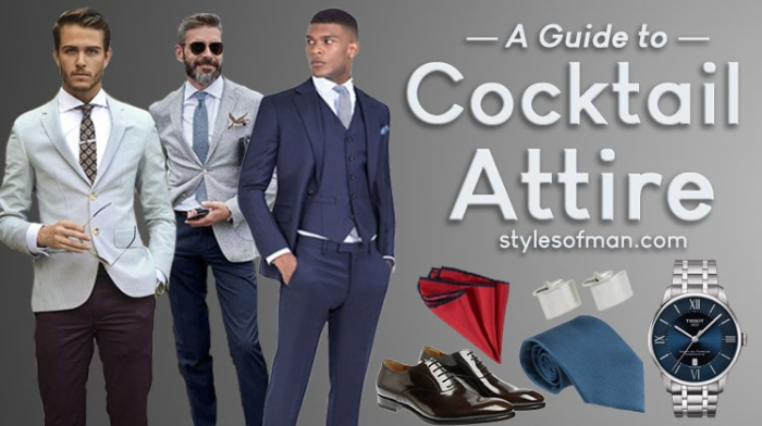 Cocktail Attire For Men Dress Code Guide And Dos Donts