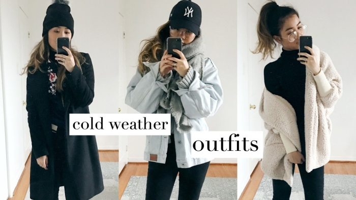Cold Weather Outfits How To Layer