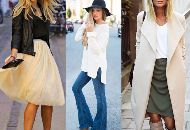 Colors That Go With Cream Clothes Outfit Ideas