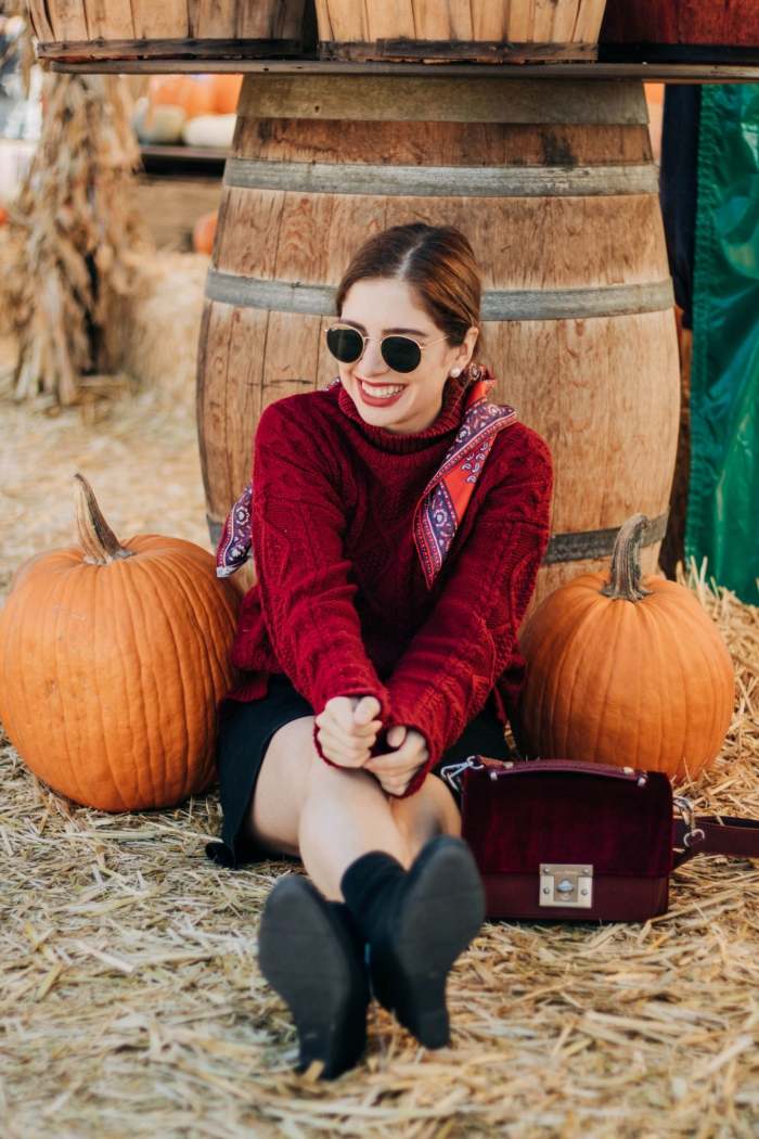 Fall Bucket List What To Wear To The Pumpkin Patch