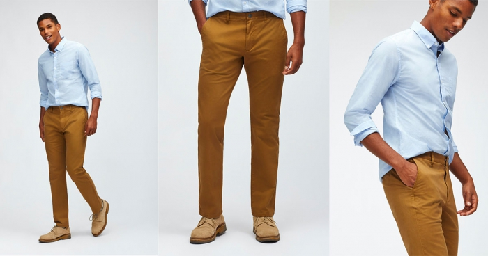 Five Ways To Wear Khaki Pants Outfits For Men Effortless Gent