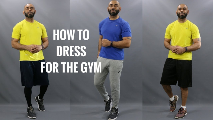 How Men Should Dress For The Gymwhat To Wear To The Gym