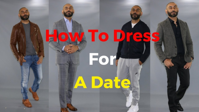 How To Dress For A Datewhat To Wear On A Date