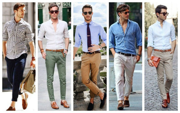 How To Wear Chinos Mens Style Guide