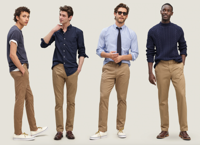 How To Wear Chinos With Everything In Your Closet