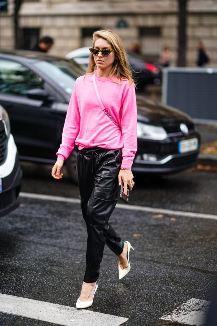 How To Wear Leather Pants Like An Absolute Pro