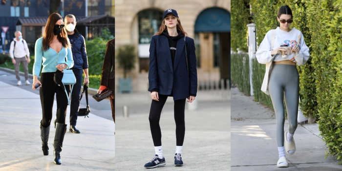 How To Wear Leggings Fashion Rules