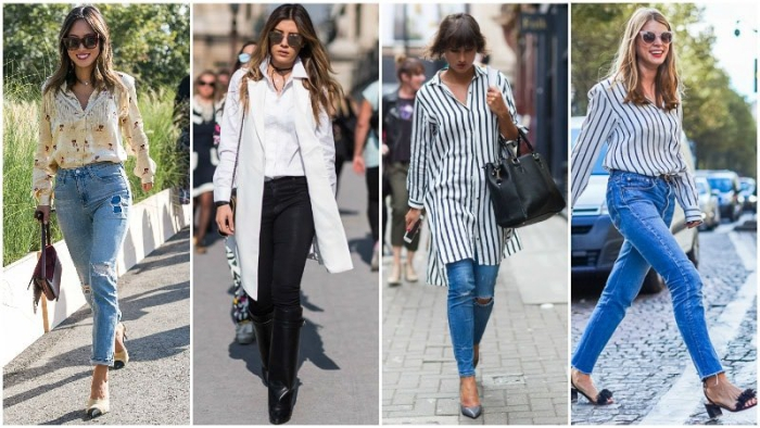 How To Wear Skinny Jeans For Women