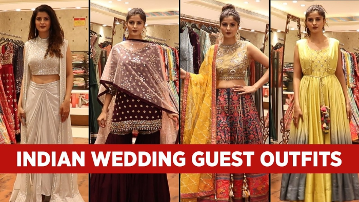Indian Wedding Guest Outfit Ideas For Women