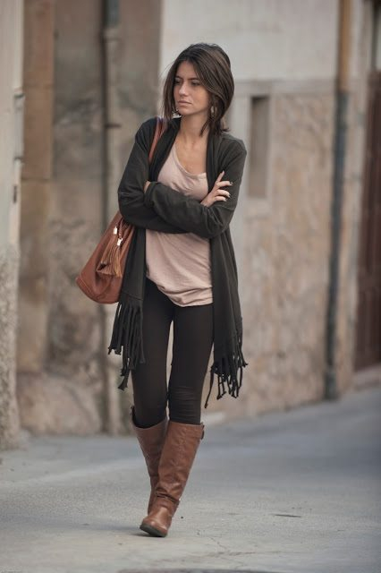 Outfit Inspirations What To Wear With Brown Boots