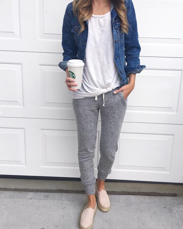 Perfect Weekend Joggers