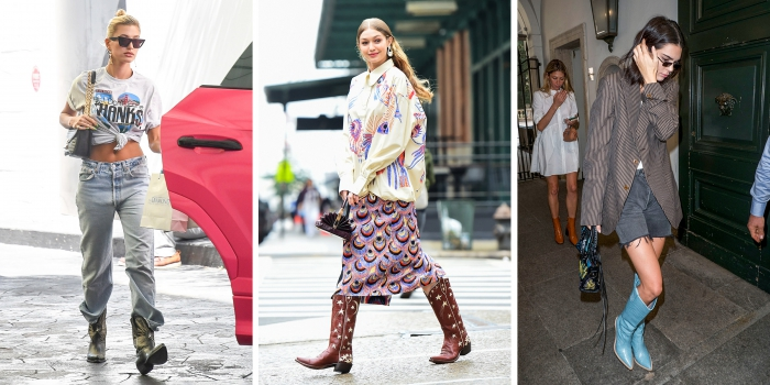 Shop These Trendy Cowboy Boots For Women