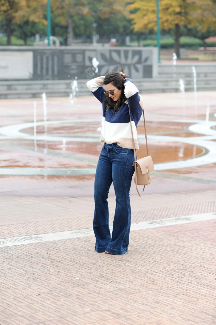 The Best Shoes For Wide Leg Jeans