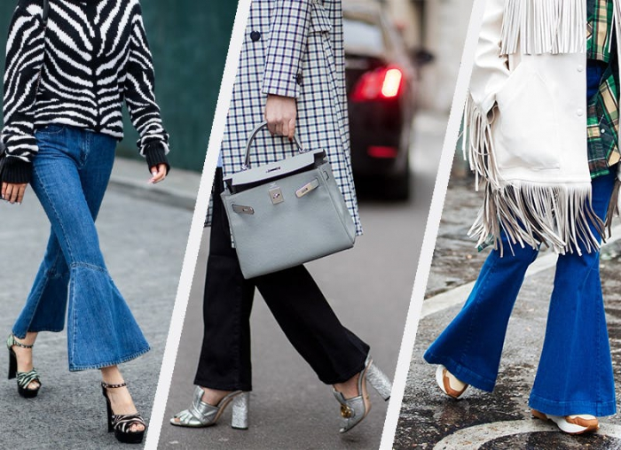 The Best Shoes To Wear With Flare Jeans