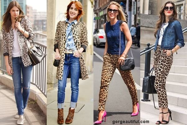 Ways To Wear Leopard Print For Different Occasions