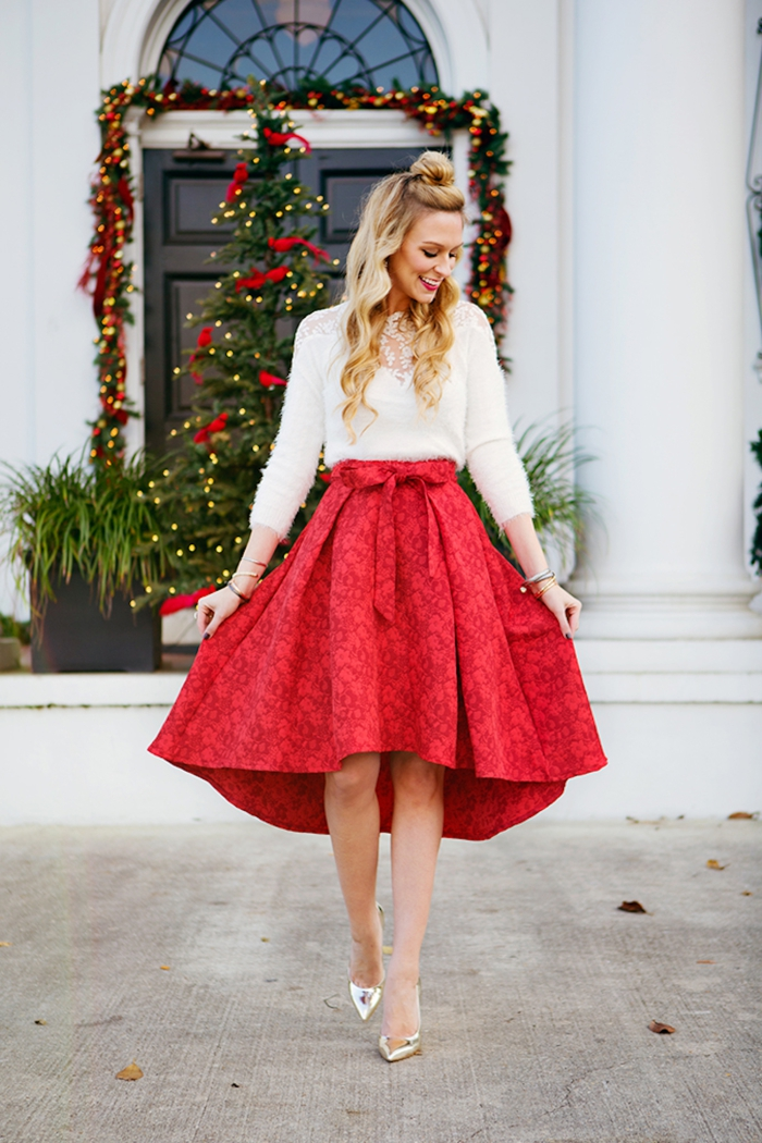 What To Wear On Christmas Day For Women