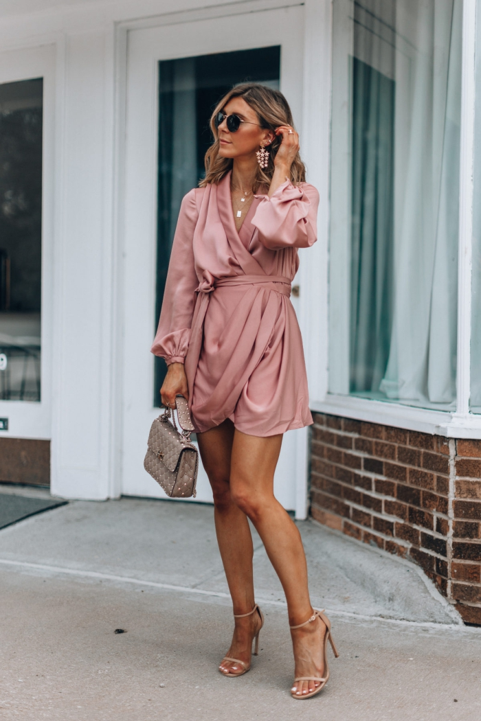What To Wear To A Pre Fall Wedding
