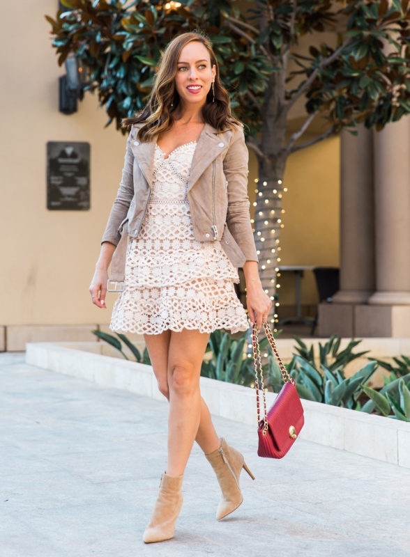 Yes You Can Wear Summer Lace Dresses In The Fall